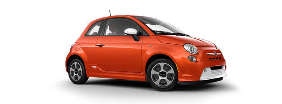 Fiat 500e dane techniczne