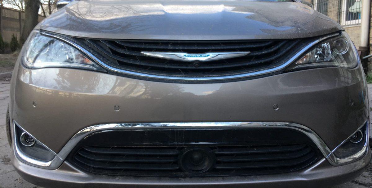 Diagnostyka i odblokowanie 2018 Chrysler Pacifica Plugin