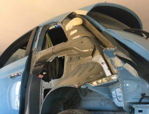 Naprawa ładowania Fiata 500e