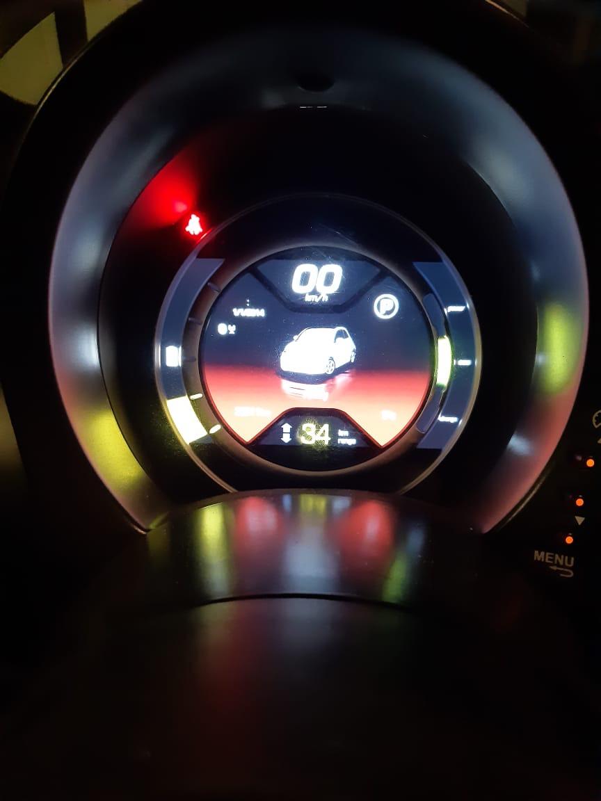 Brak możliwości jazdy, brak kodów usterek, Fiat 500e z drive2.ru