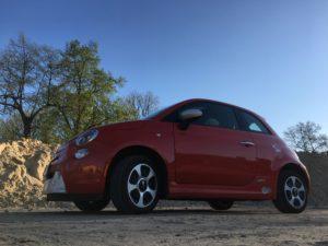 Przegląd przedzakupowy Fiata 500e